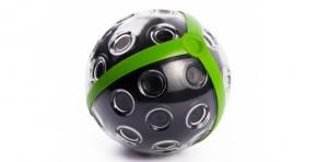 Le Panono, une boule qu'on jette en l'air pour des prises de vue 3D